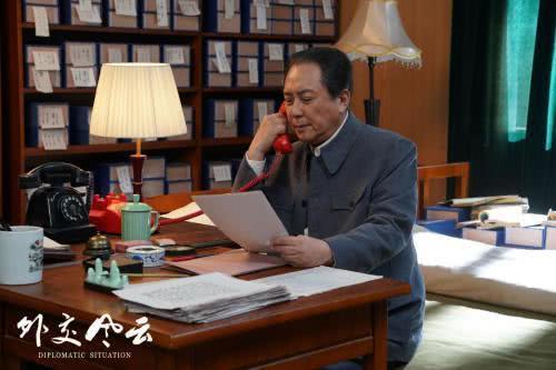 忆往昔外交峥嵘岁月稠《外交风云》今晚燃情北京卫视广东卫视