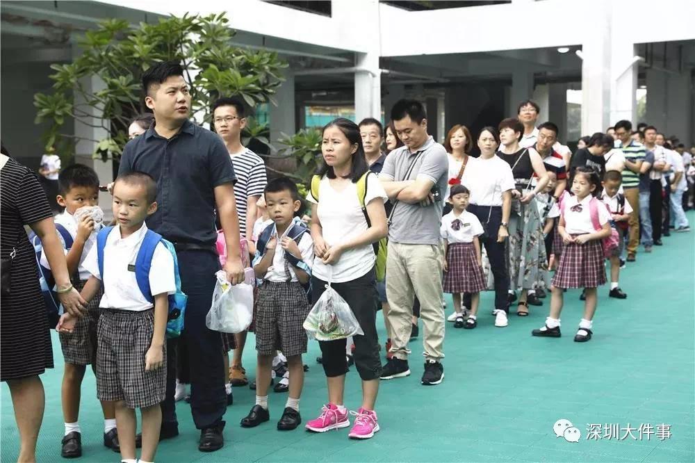深圳2020年学位预警发布 总缺口已过万 这些事