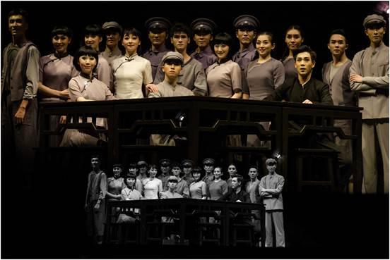 大型原创民族舞剧《风雨红棉》北京巡演开启