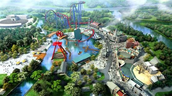 文旅融合:本土主题公园何时才能出现百亿级