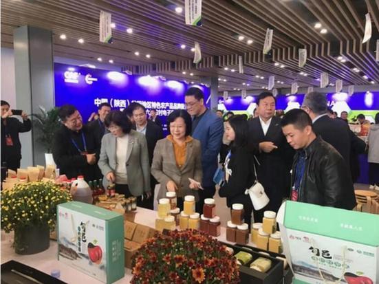 7.52亿元 电商扶贫联盟助三秦大地优质农特产品走向全国
