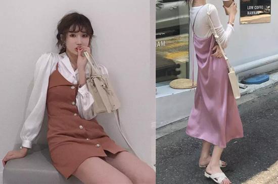 秋季微胖MM藏肉小技巧 2019年时尚女孩都在这么穿!