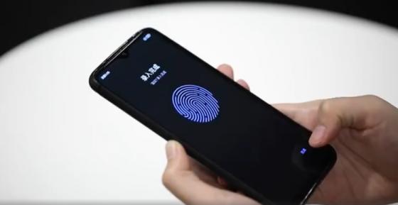 Redmi已经成功在LCD屏幕上实现了屏下指纹技术