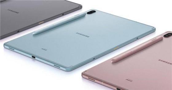 三星首款5G平板实拍图曝光!与Tab S6相差不大