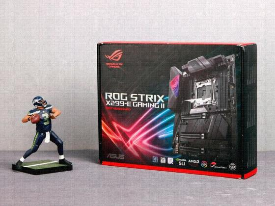 X299电竞主板佳选 ROG STRIX X299-E GAMING II评测