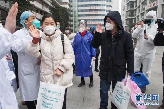 """台媒:疫情让世界重新评价""""中国模式"""""""