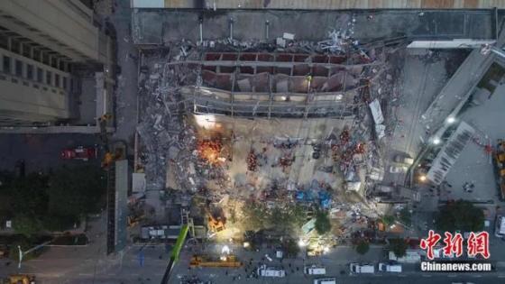 泉州坍塌酒店最新报告