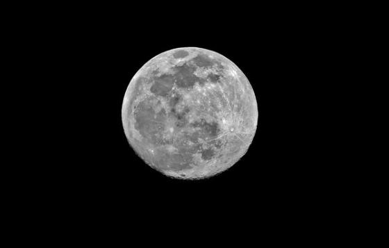"""4月8日将出现今年第二次""""超级月亮"""""""