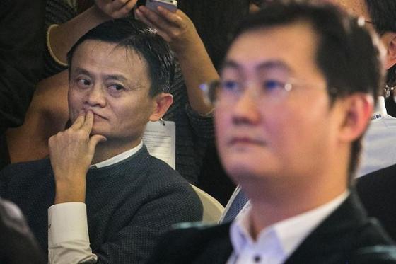 疫情两个月后 马化腾首次追上马云并列中国首富