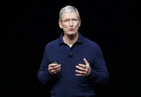 库克:苹果正与供应商一起合作生产口罩 已捐赠超2000万个